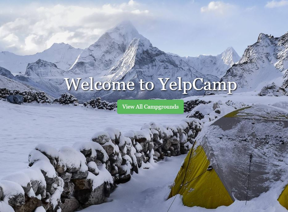 Yelp Camp Site